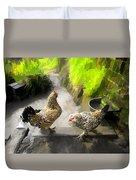 Farm Series # 51 Duvet Cover