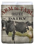 Farm To Table Dairy-jp2629 Duvet Cover