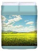 Farmland Colour Duvet Cover