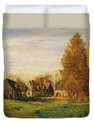 Farmyard Duvet Cover