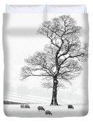Farndale Winter Duvet Cover