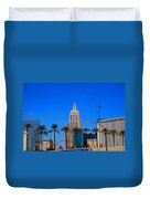 Fascination Las Vegas Duvet Cover