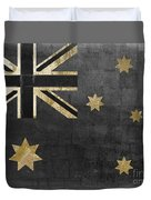 Fashion Flag Australia Duvet Cover