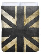Fashion Flag United Kingdom Duvet Cover