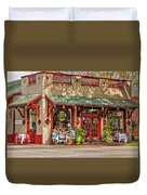 Fat Hen Grocery - New Orleans Duvet Cover