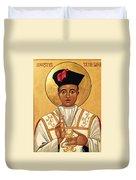 Father Augustus Tolton Duvet Cover
