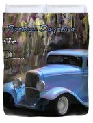 Fathers Day Classic Dad Duvet Cover