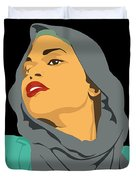Fatima Duvet Cover