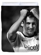 Messi Duvet Cover