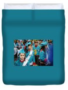 Feast Of Burden Duvet Cover