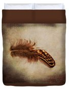 Feather 4 Duvet Cover