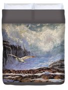 Feather And Foam Duvet Cover