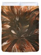 Feather Bloom Duvet Cover