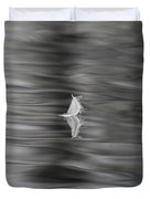 Feather Dance Duvet Cover
