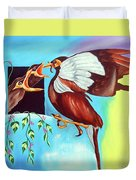 Feather Touch Duvet Cover