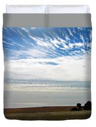 Featherclouds Duvet Cover