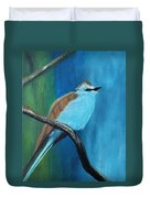 Feathered Friends Second In Series Duvet Cover