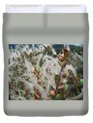 Feathery Styles Of Mountain Mahogany  Duvet Cover
