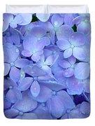 Feeling Blue Duvet Cover