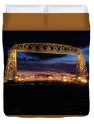 Feeling Minnesota Duvet Cover