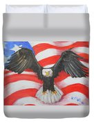 Feeling Patriotic Duvet Cover