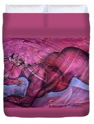 Feeling Sensuous Duvet Cover