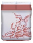Female Fantasy 1 Duvet Cover