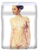 Female Torso #15 Duvet Cover
