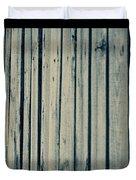 Fenced In Duvet Cover