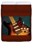 Fender Guitar Duvet Cover