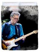 Fender Man Duvet Cover