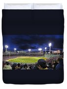 Fenway Night Duvet Cover