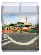 Fenway Park IIi Duvet Cover