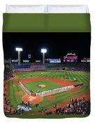 Fenway Park World Series 2013 Duvet Cover