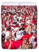 Feria Duvet Cover