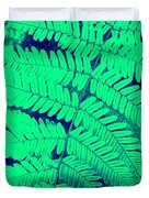 Fern Duotone 03 Duvet Cover