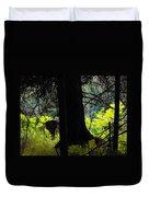 Fern Forest Duvet Cover