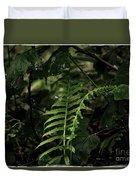 Fern Green Duvet Cover