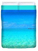Fernandez Bay Calm Duvet Cover
