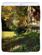 Fernhill Gardens, Co Dublin, Ireland Duvet Cover