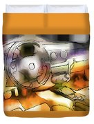Ferrari 12 Duvet Cover