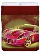 Ferrari 13 Duvet Cover