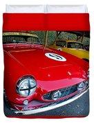 Ferrari 250 Gt Boano Duvet Cover