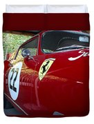 Ferrari 250 Gt Duvet Cover