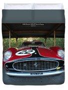 Ferrari 250 Gt Style Duvet Cover