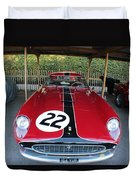 Ferrari 250 Gt Tour De France Duvet Cover