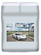 Ferrari 458 Duvet Cover