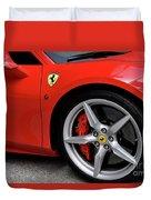 Ferrari 488gtb Duvet Cover