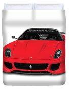 Ferrari 599xx Duvet Cover