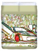 Ferrari 9 Duvet Cover